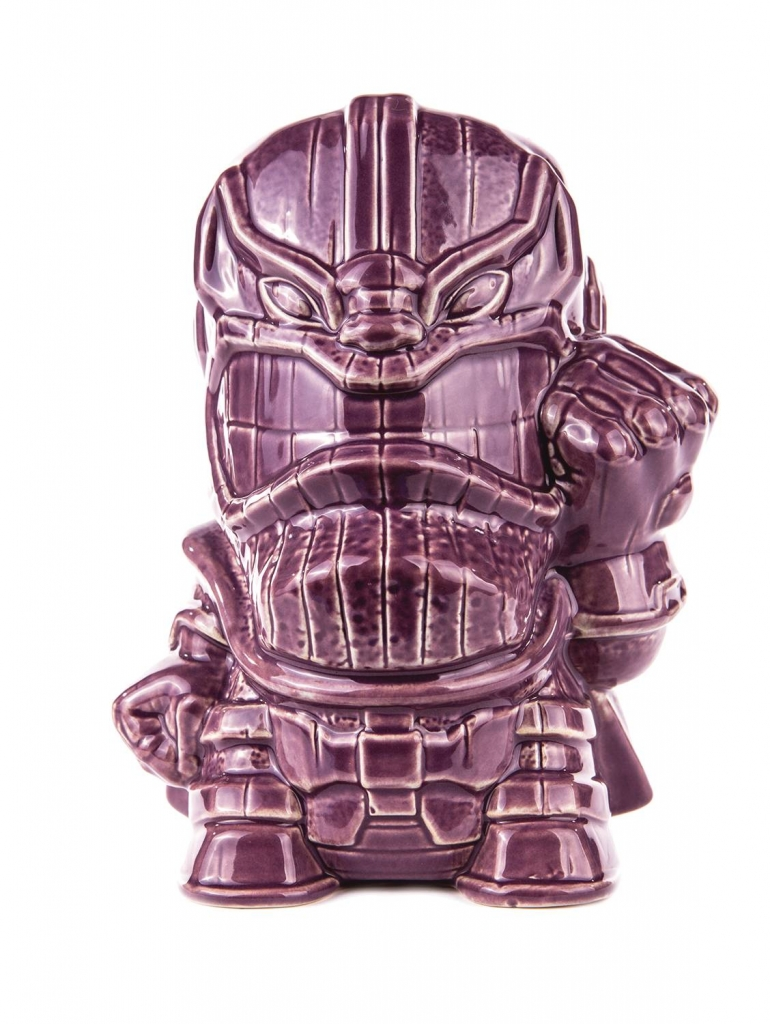 Thanos Tiki Mug - Titan Purple Variant