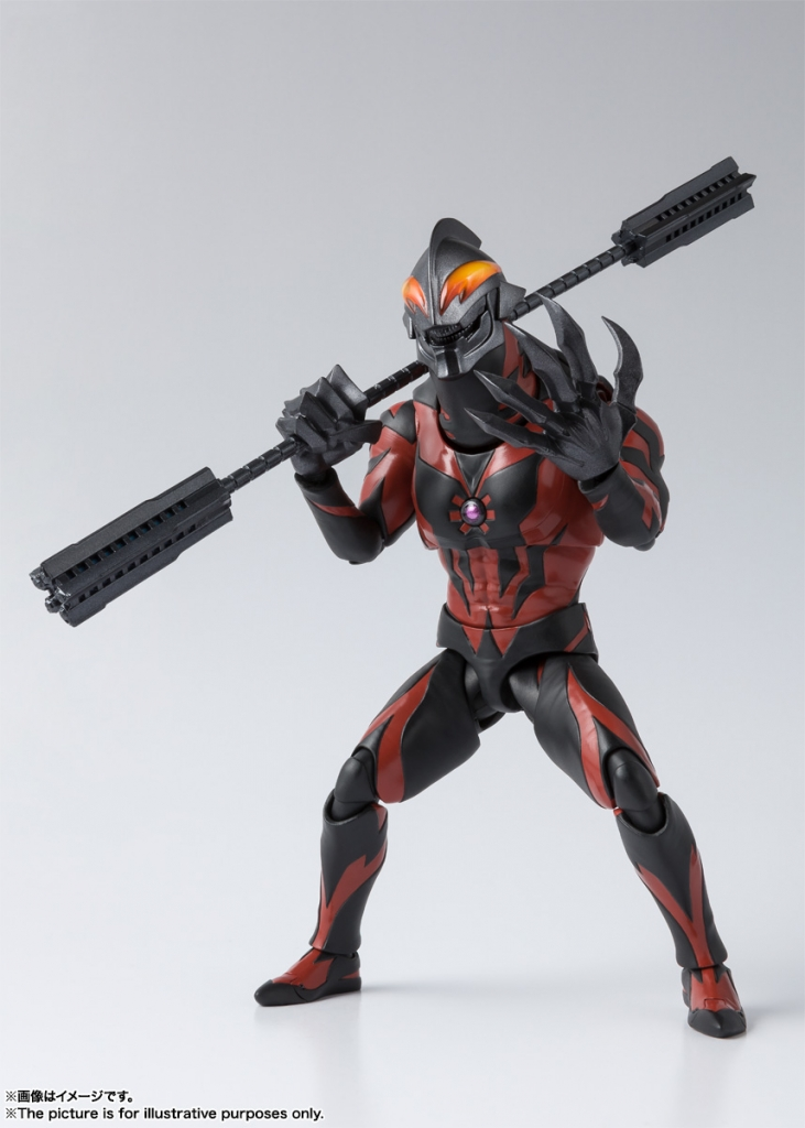 Ultraman Belial Action Figure