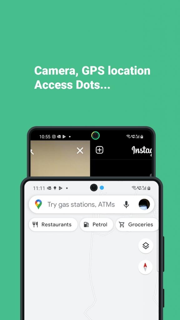 Access Dots Screenshot