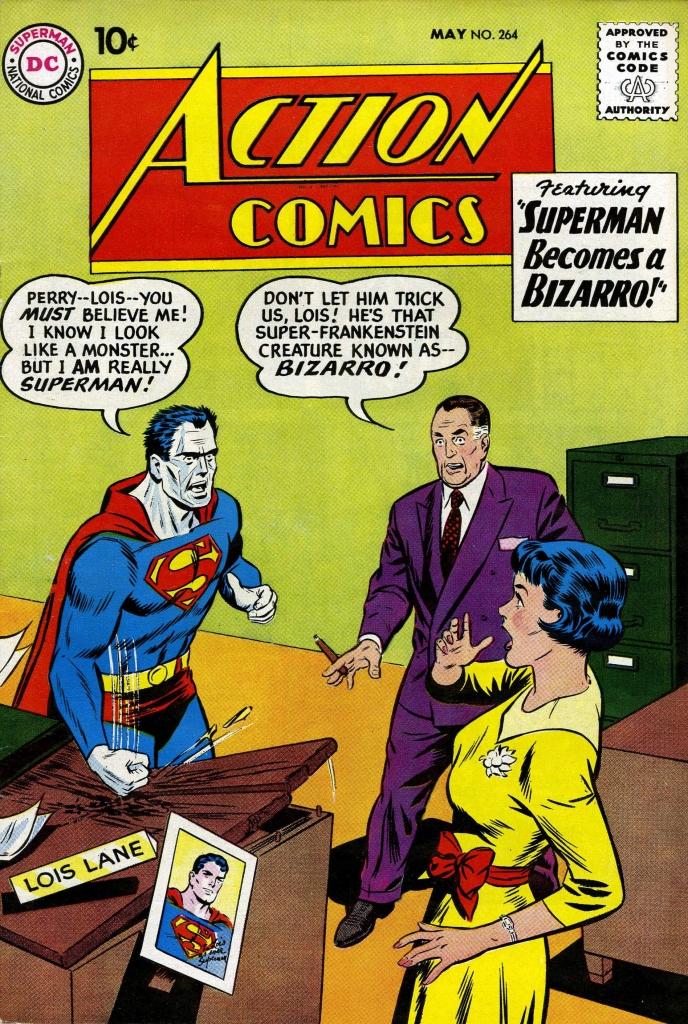 Action Comics No. 264, May 1960
