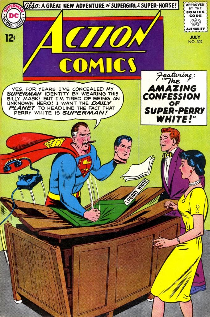 Action Comics No. 302, July 1963