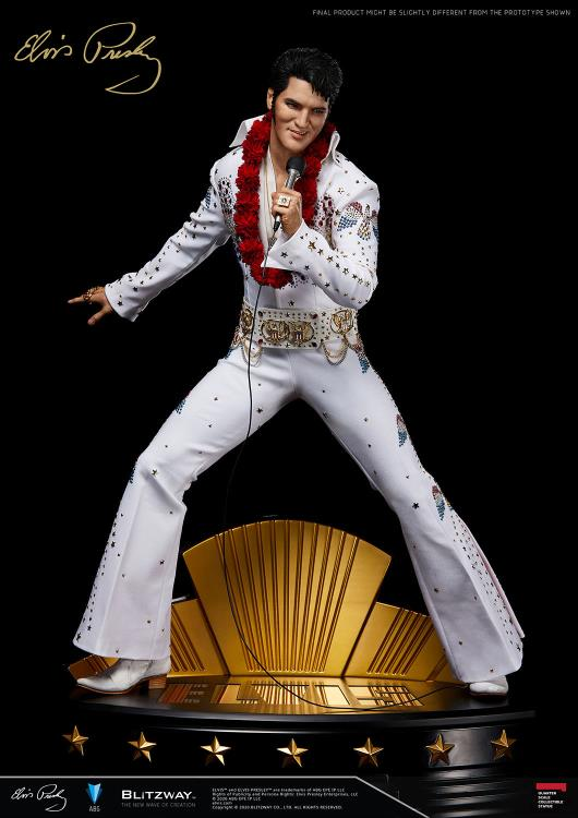 Elvis Presley 1/4 Scale Statue