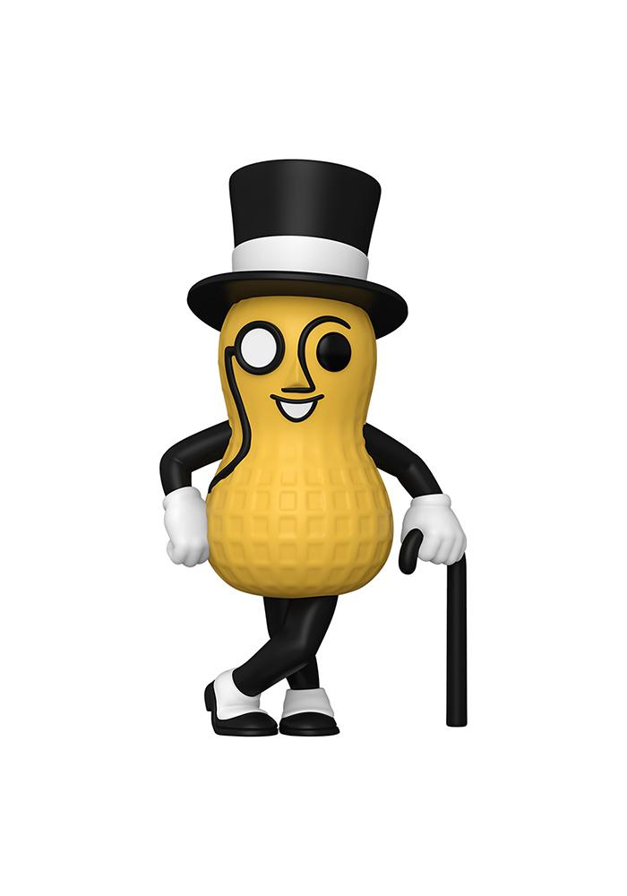 Funko Pop! Ad Icons - Mr. Peanut (Planters Peanuts) Vinyl Figure