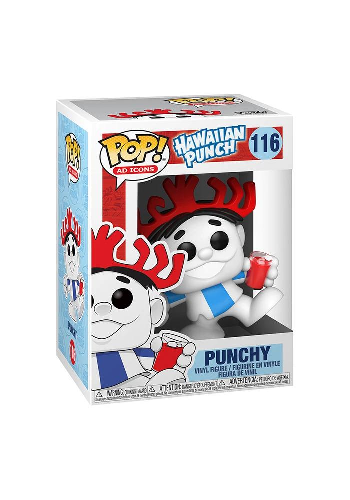 Funko Pop! Ad Icons - Punchy (Hawaiian Punch) Vinyl Figure