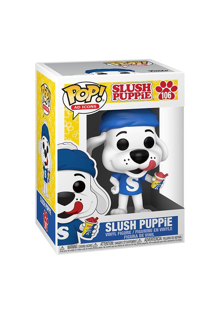 Funko Pop! Ad Icons - Slush Puppy (Icee) Vinyl Figure