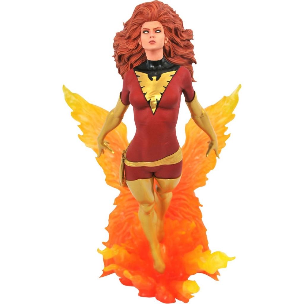 Marvel Comic Gallery VS Dark Phoenix PVC Diorama