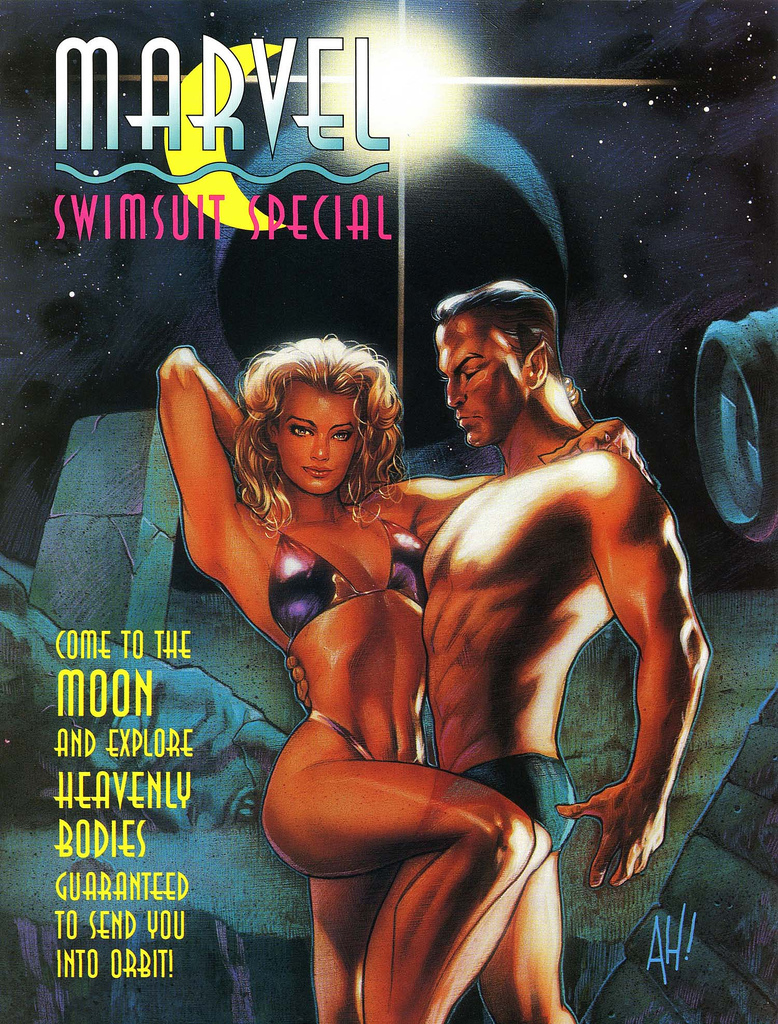 Marvel Swimsuit Special, 1994