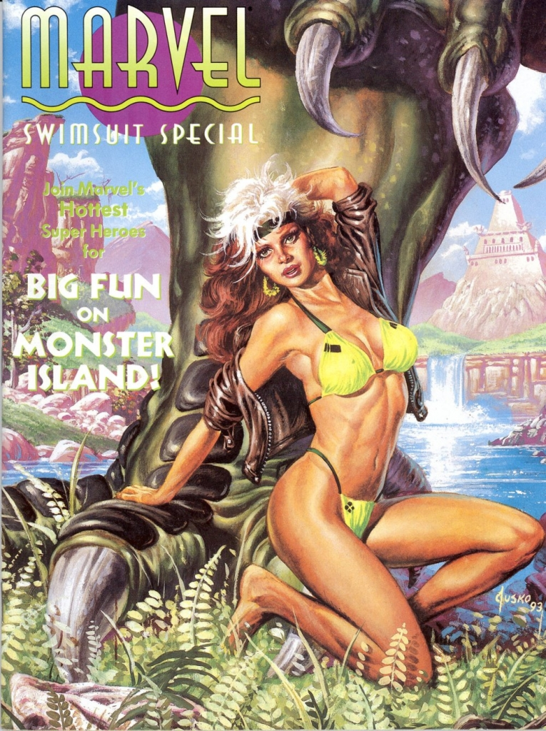 Marvel Swimsuit Special, 1993