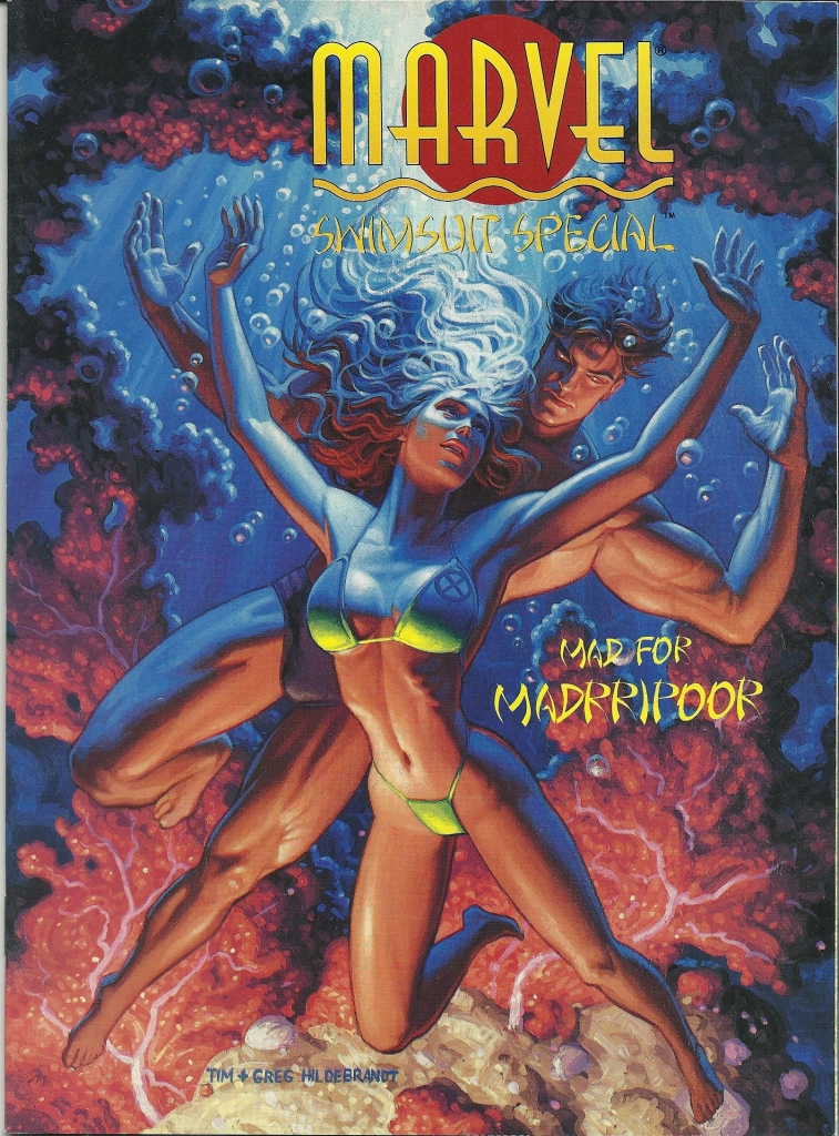 Marvel Swimsuit Special, 1995