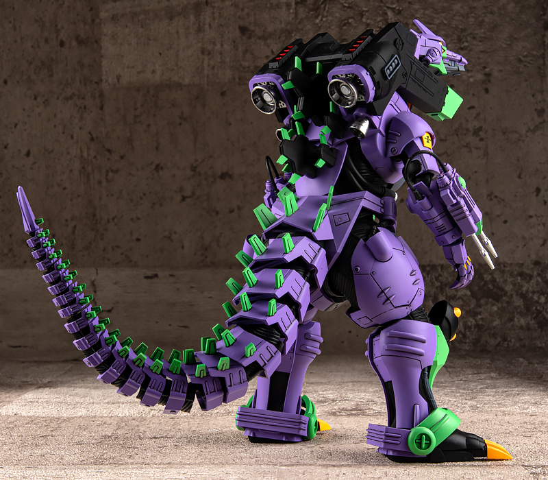 Godzilla vs. Evangelion Mechagodzilla Model Kit