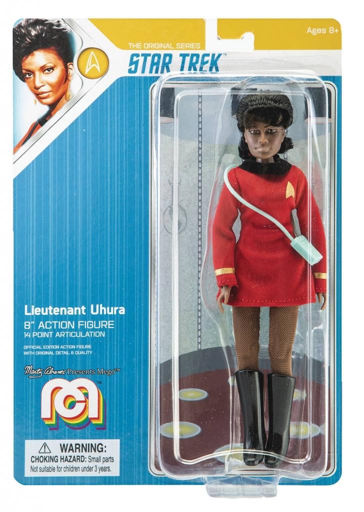 Mego Star Trek Action Figure - Uhura