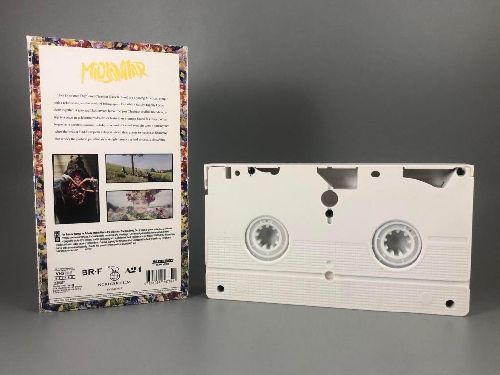 Midsommar Custom VHS Tape