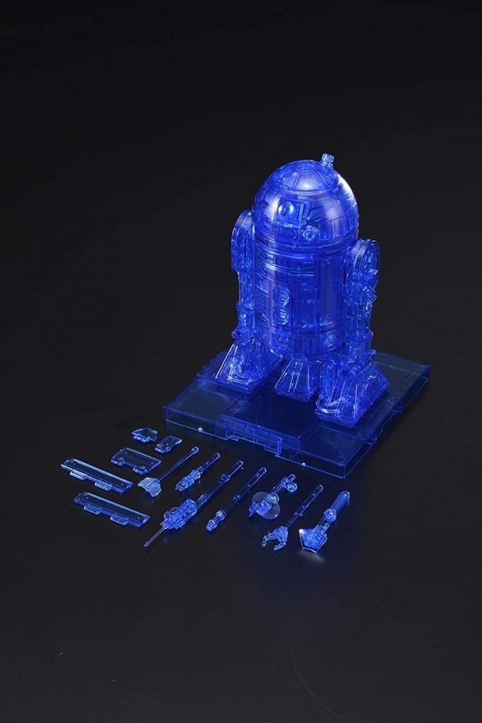 Star Wars R2-D2 Hologram Model Kit