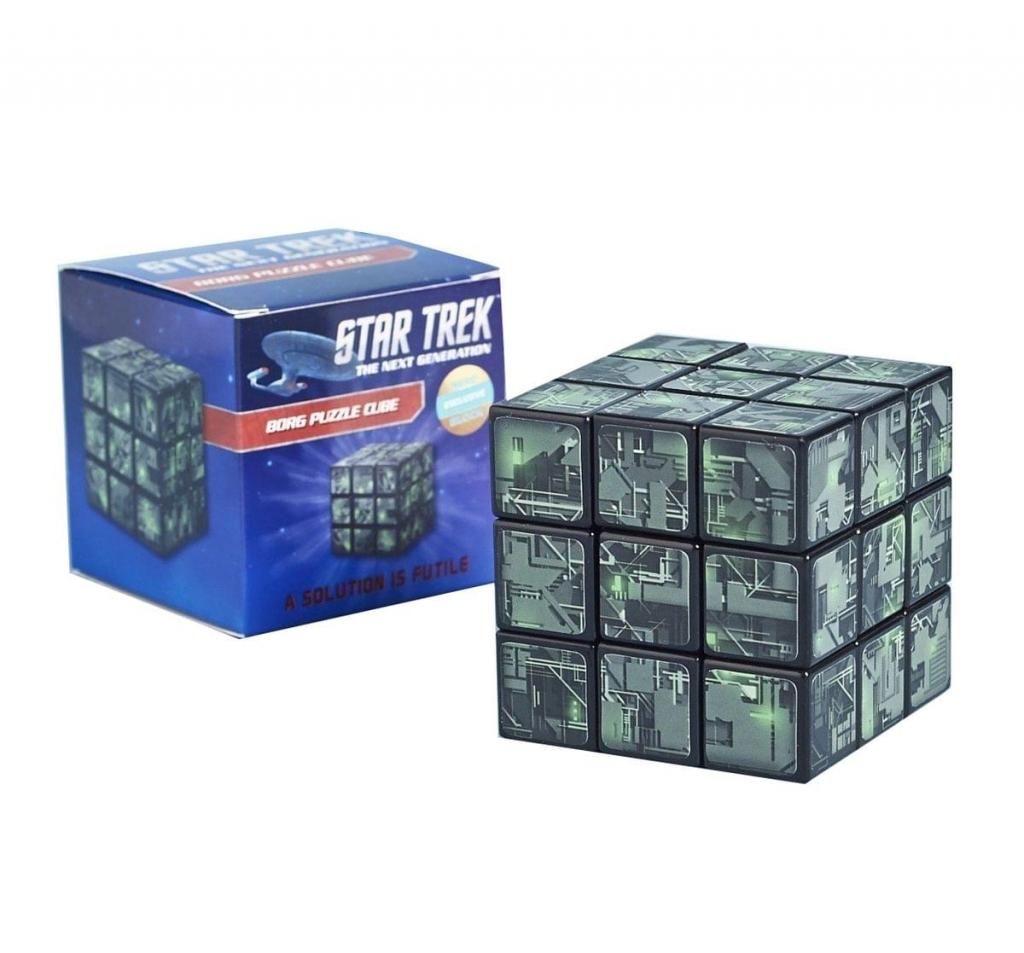 Star Trek: The Next Generation Borg Puzzle Cube