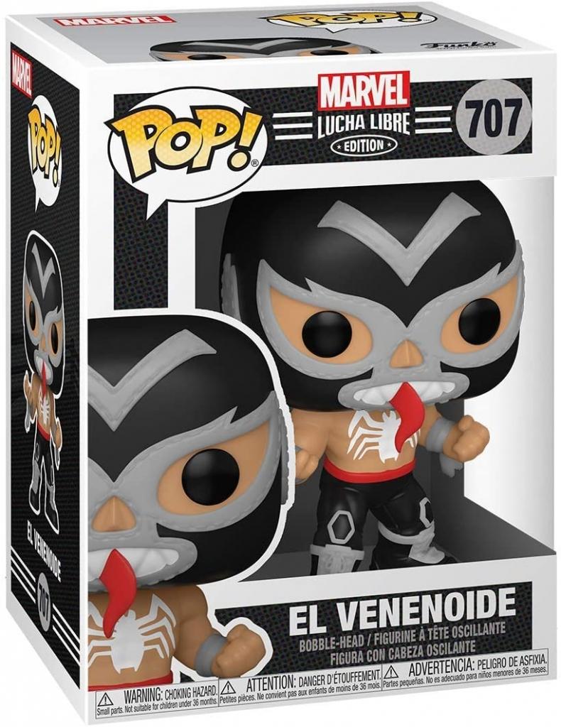 Funko Pop! Marvel Lucha Libre - Venom