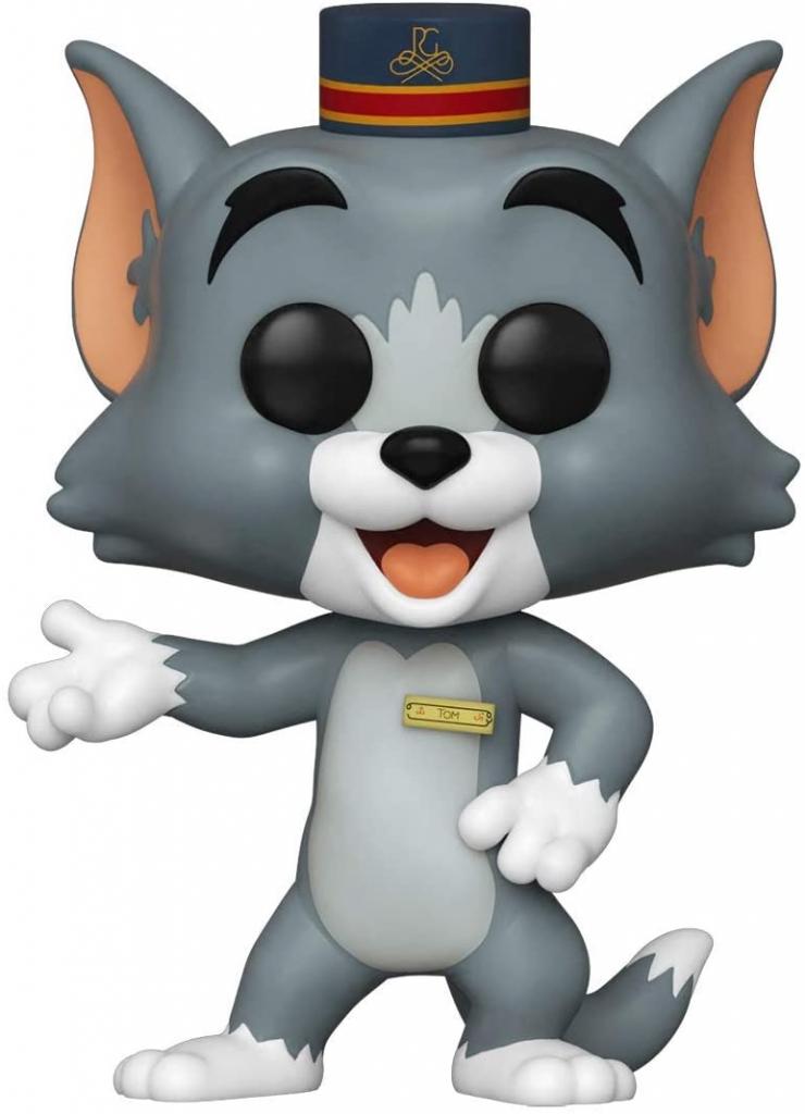 Funko Pop! Tom & Jerry Series 2 - Tom Vinyl Figure