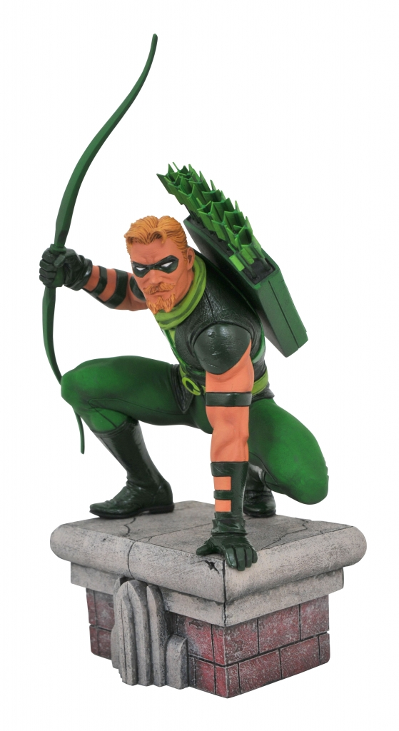 Green Arrow PVC Statue