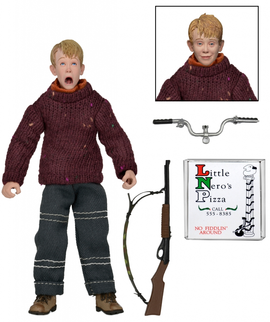 NECA Home Alone Action Figures - Kevin
