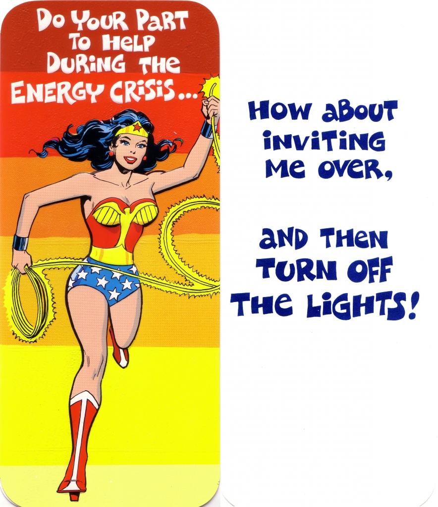 DC Comics Greeting Card - Wonder Woman