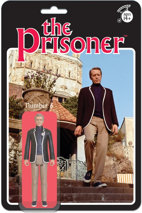 The Prisoner Action Figure