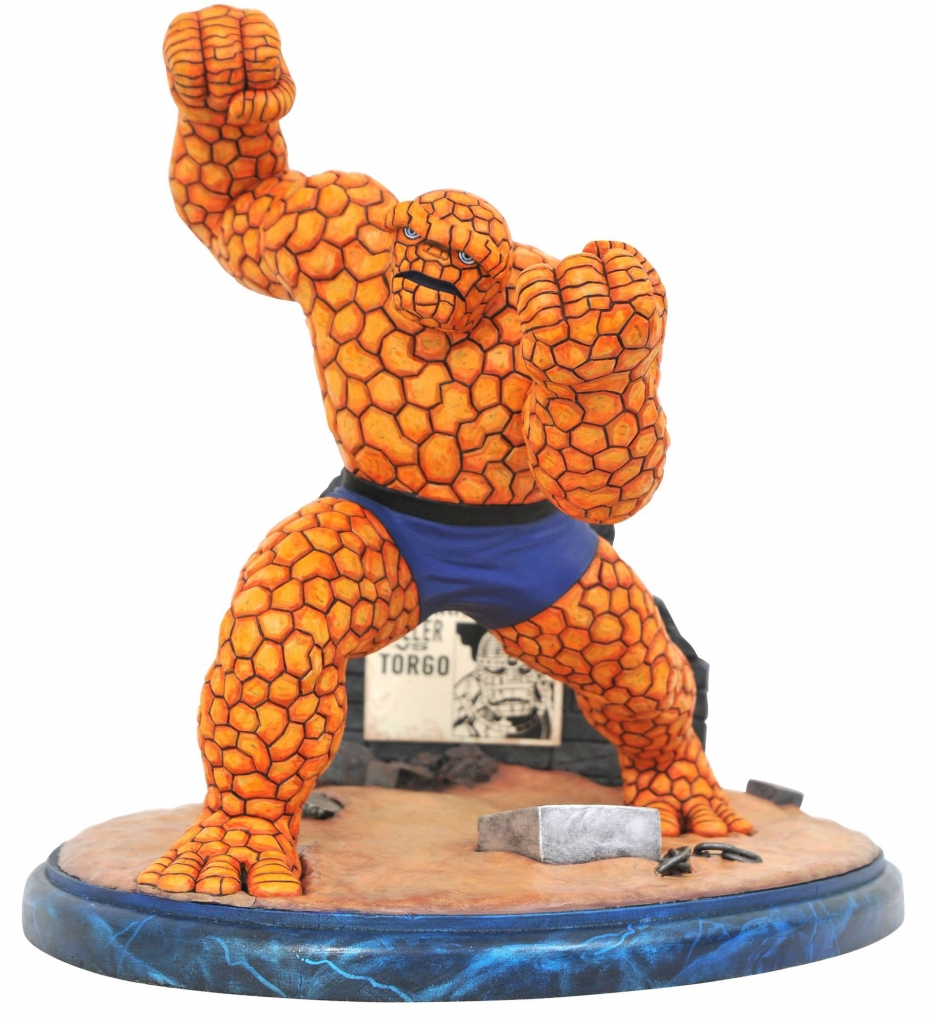 The Thing - Resin Statue
