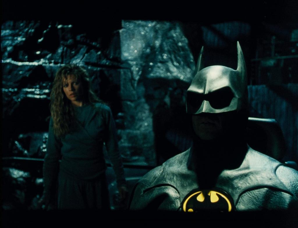 Scan of Batman (1989) 35mm Film Cell