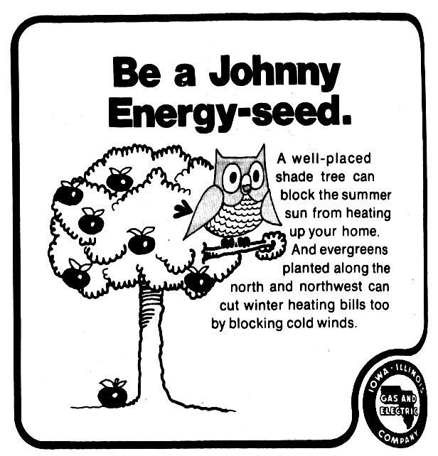 Be a Johnny Energy-seed