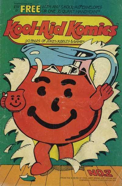 General Foods' Kool-Aid Komics No. 2