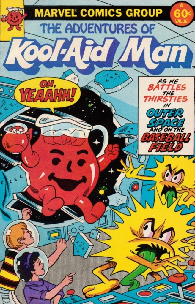 The Adventures of Kool-Aid Man - Issue 1