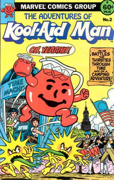 The Adventures of Kool-Aid Man - Issue 2