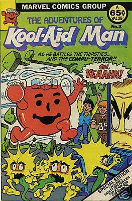 The Adventures of Kool-Aid Man - Issue 3