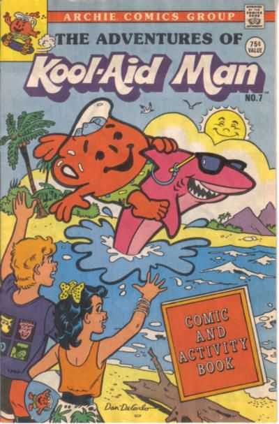The Adventures of Kool-Aid Man - Issue 7