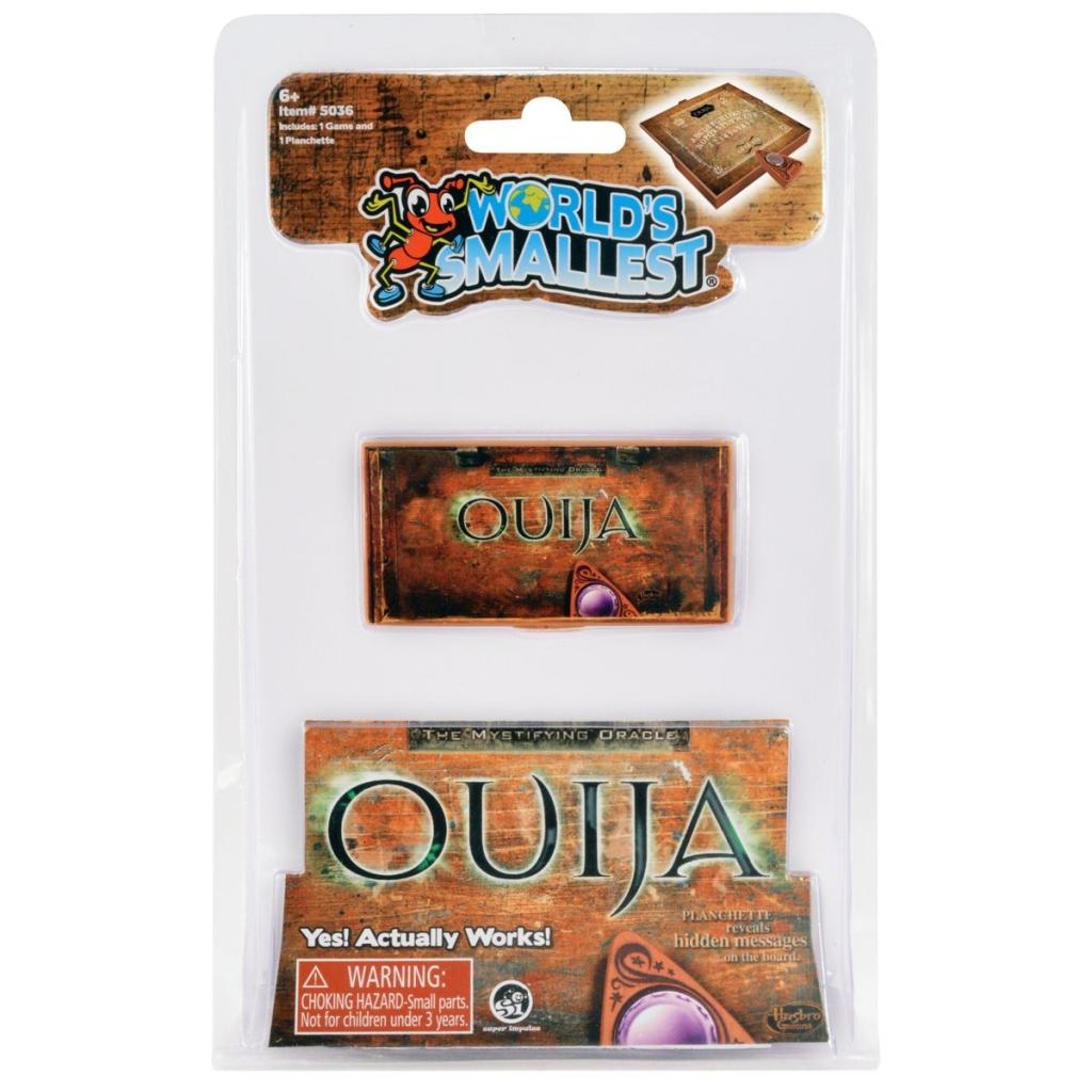 World's Smallest Ouija