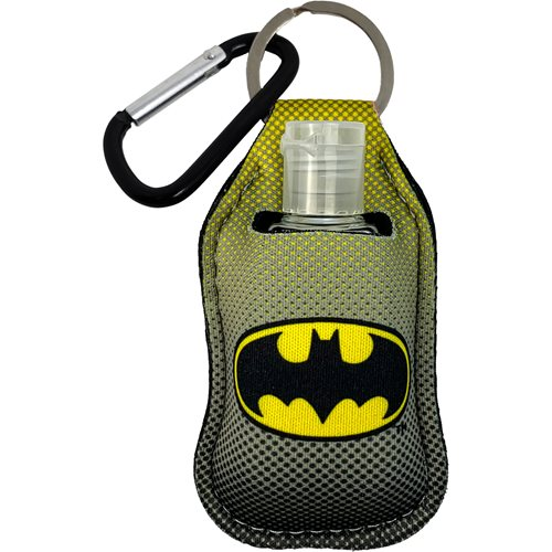 Batman On The Go Sanitizer Cover