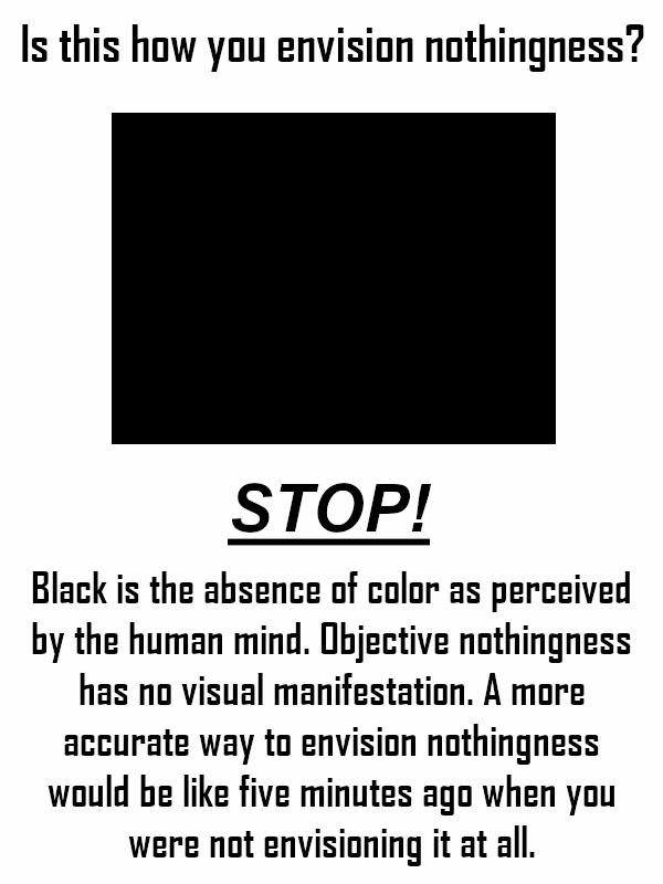 Nothingness Image