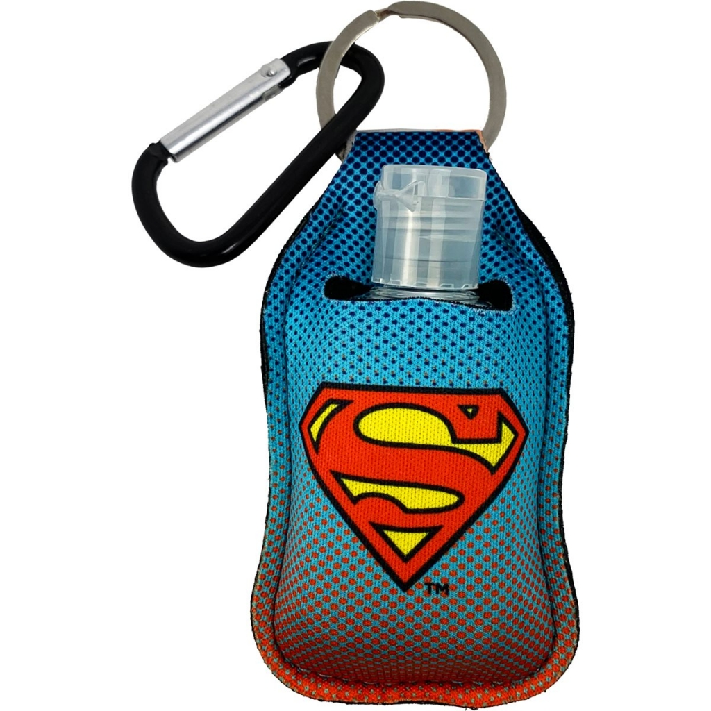 Superman On The Go Sanitizer Cover