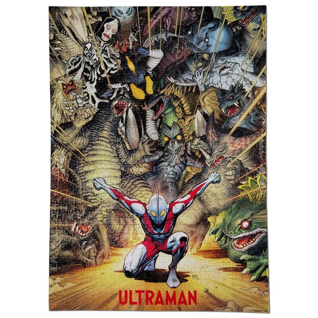 Ultraman: Rise of Ultraman 1,000-Piece Puzzle