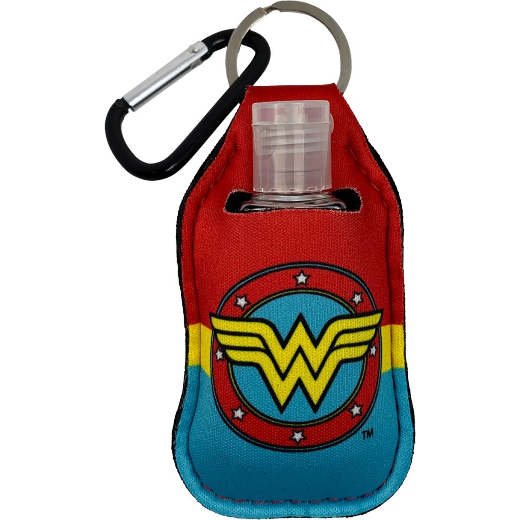 Wonder Woman On The Go Sanitizer Cover