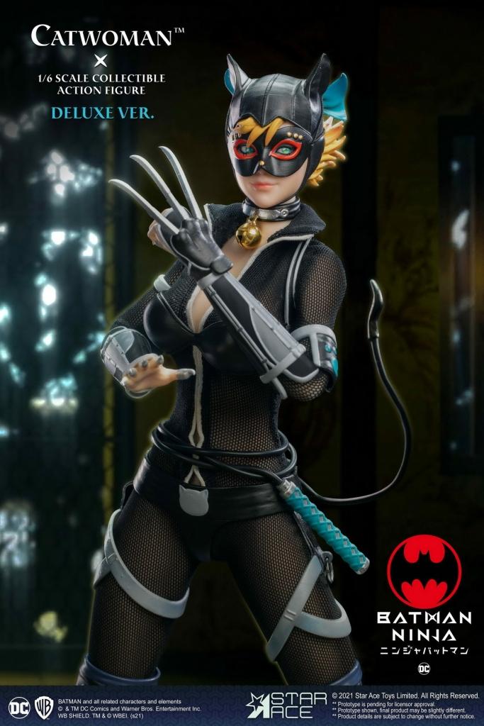 Batman Ninja - Catwoman