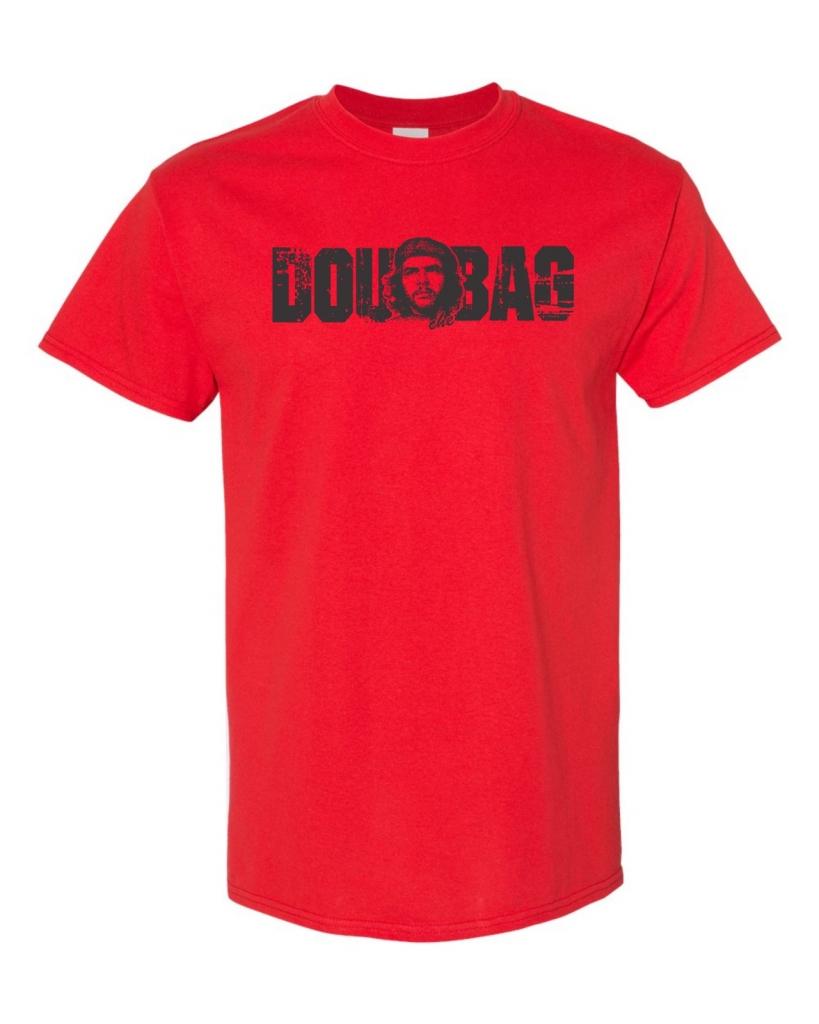 Douchebag Che Guevera T-Shirt