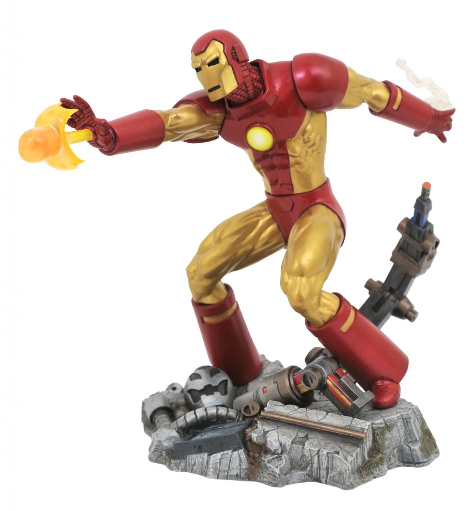 Iron Man Mark XV PVC Statue