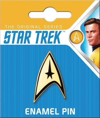 Star Trek Enamel Pins - Command Insignia