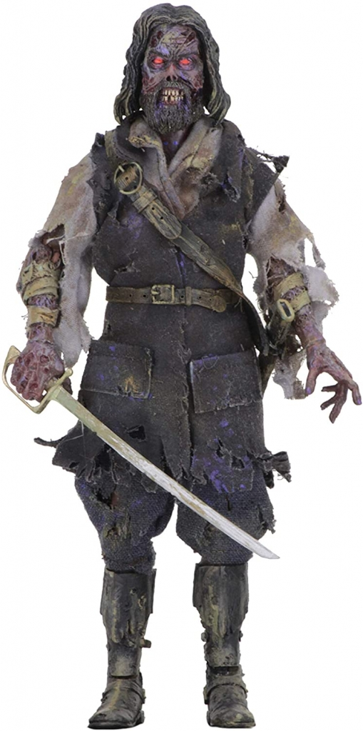 Captain Blake from The Fog Retro 8-inch Action Figure