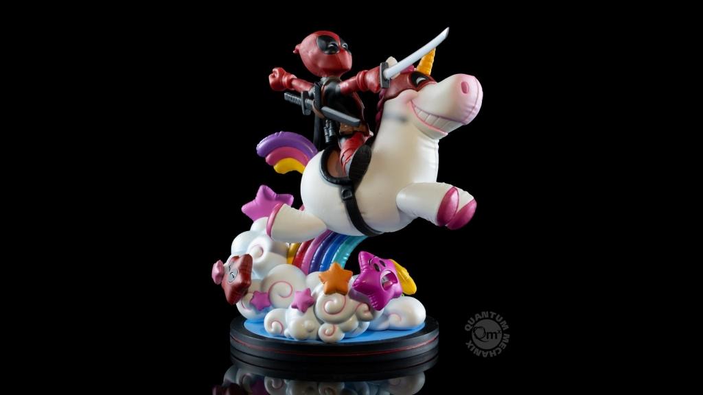 Deadpool X Unicorn Figure