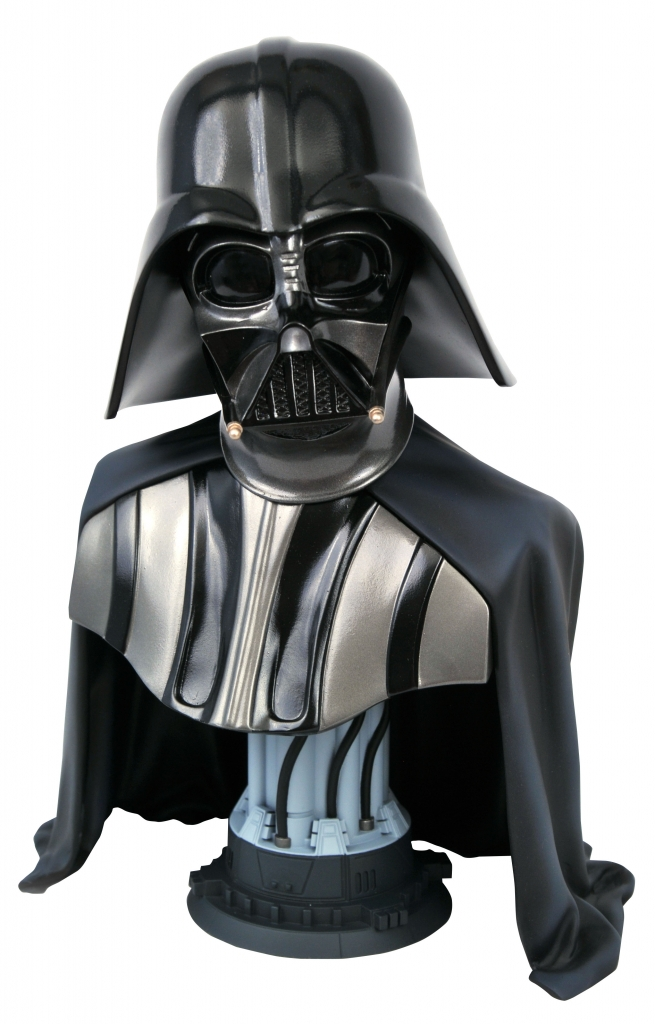 Legends in 3D?Darth Vader 1/2 Scale Bust
