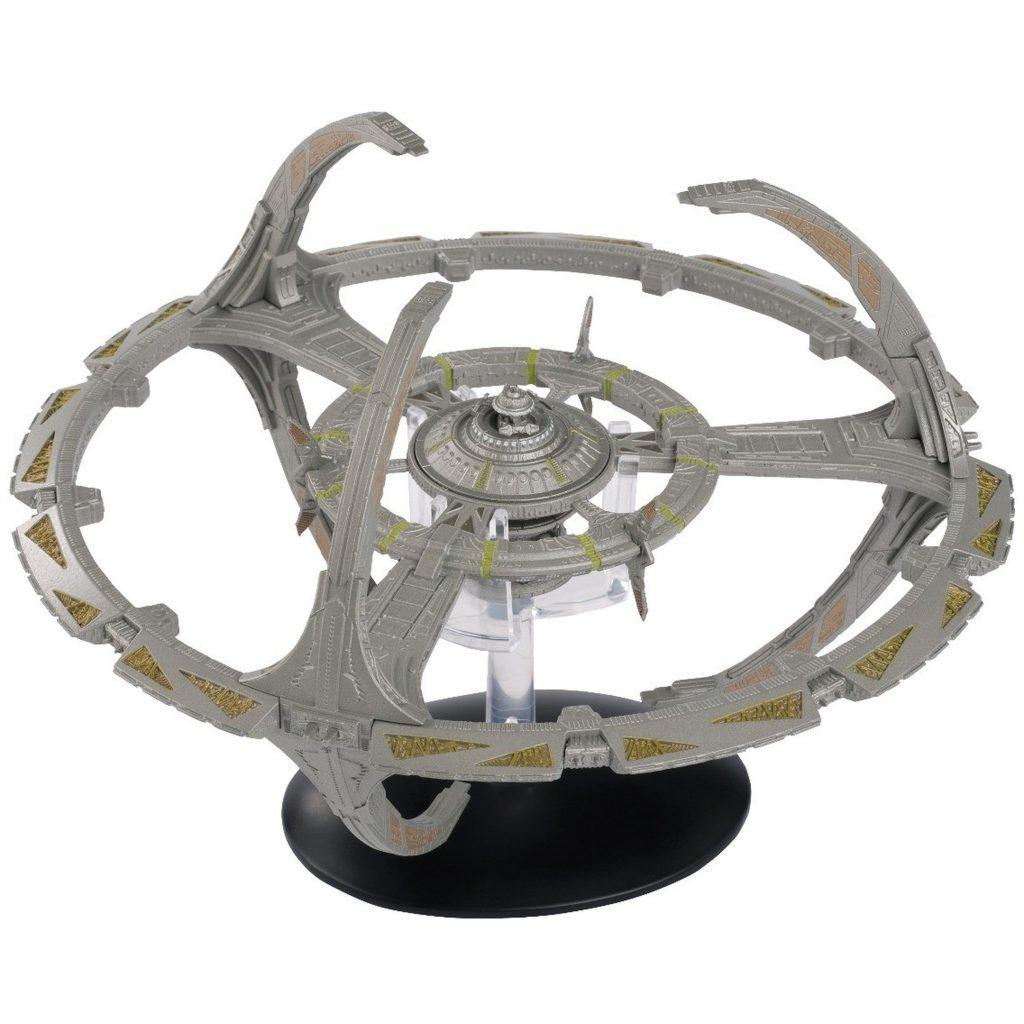Eaglemoss Deep Space 9  Model