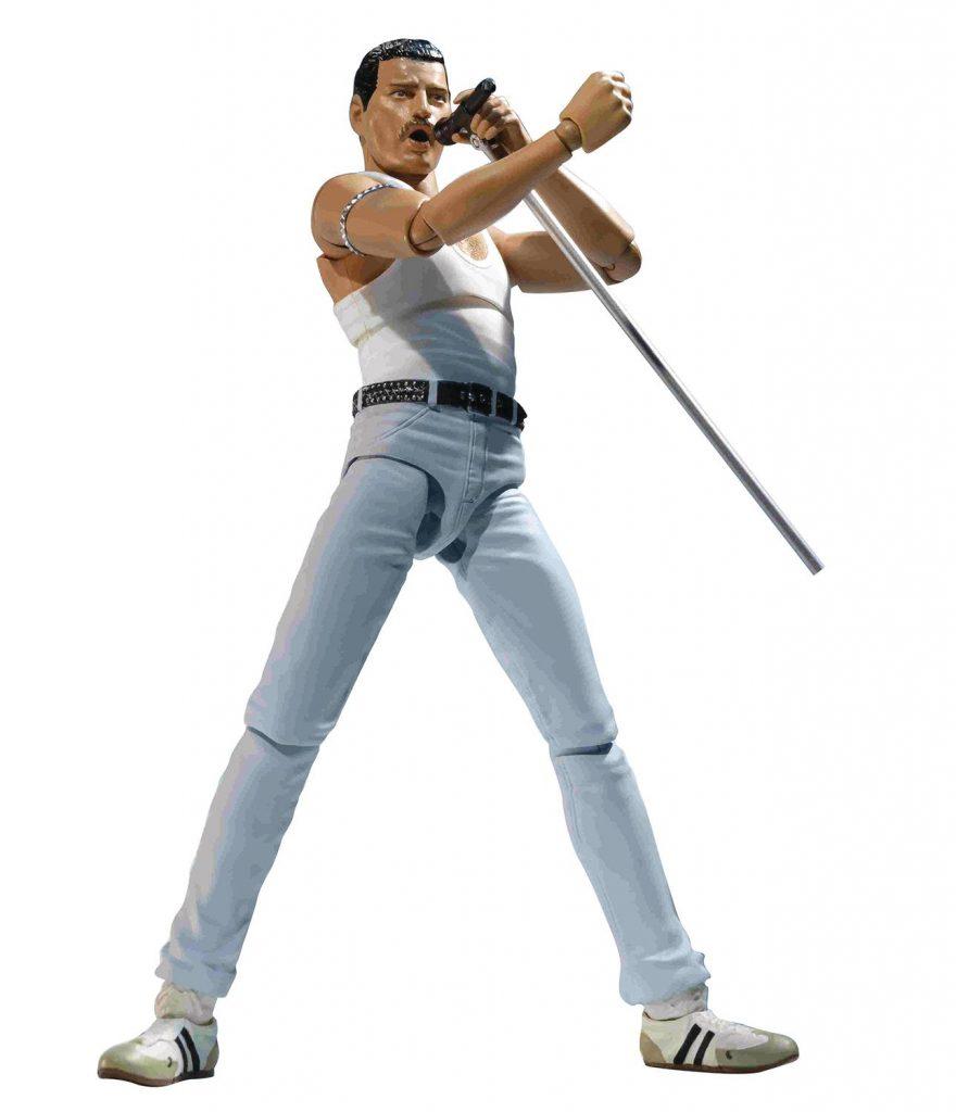 Freddie Mercury (Live AID) Action Figure