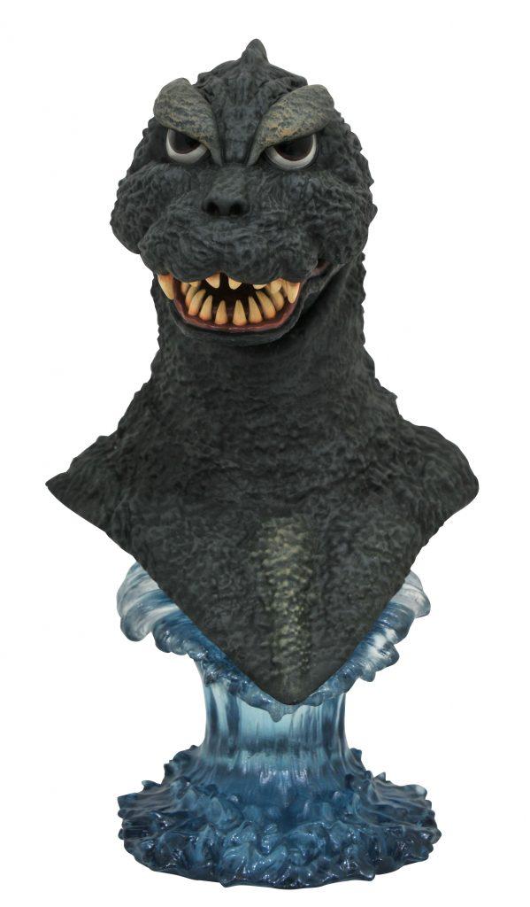 Legends in 3D - Godzilla 1964 Bust