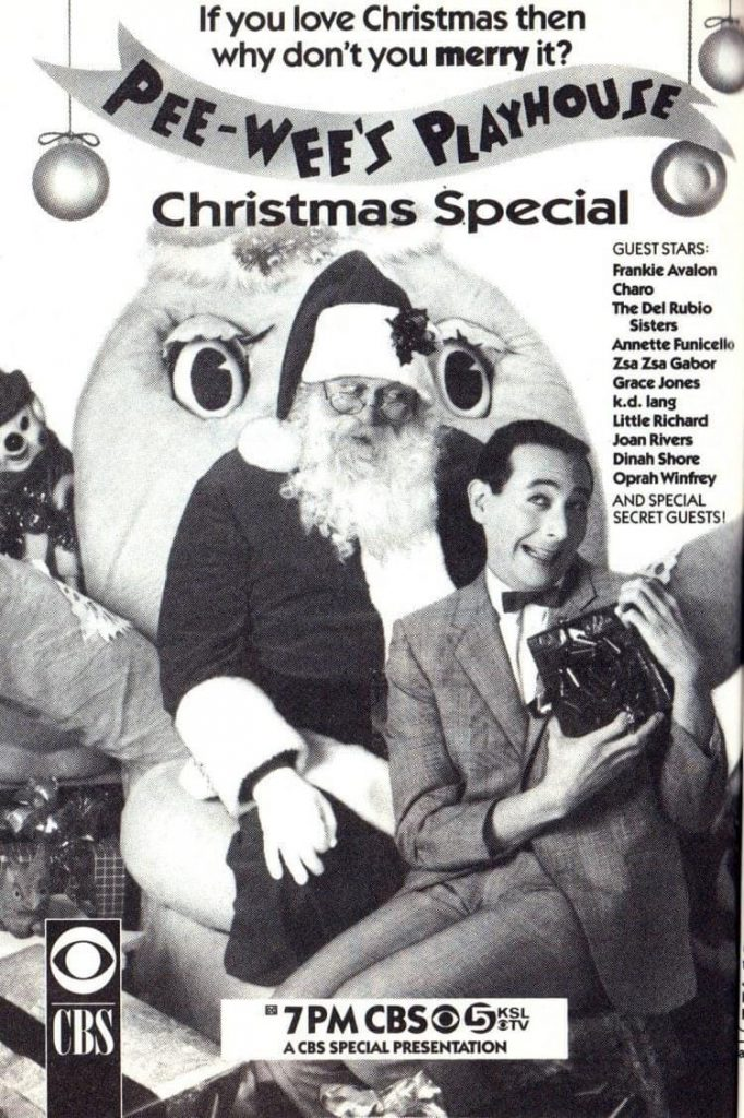 Pee-Wee's Playhouse Christmas Special, 1988