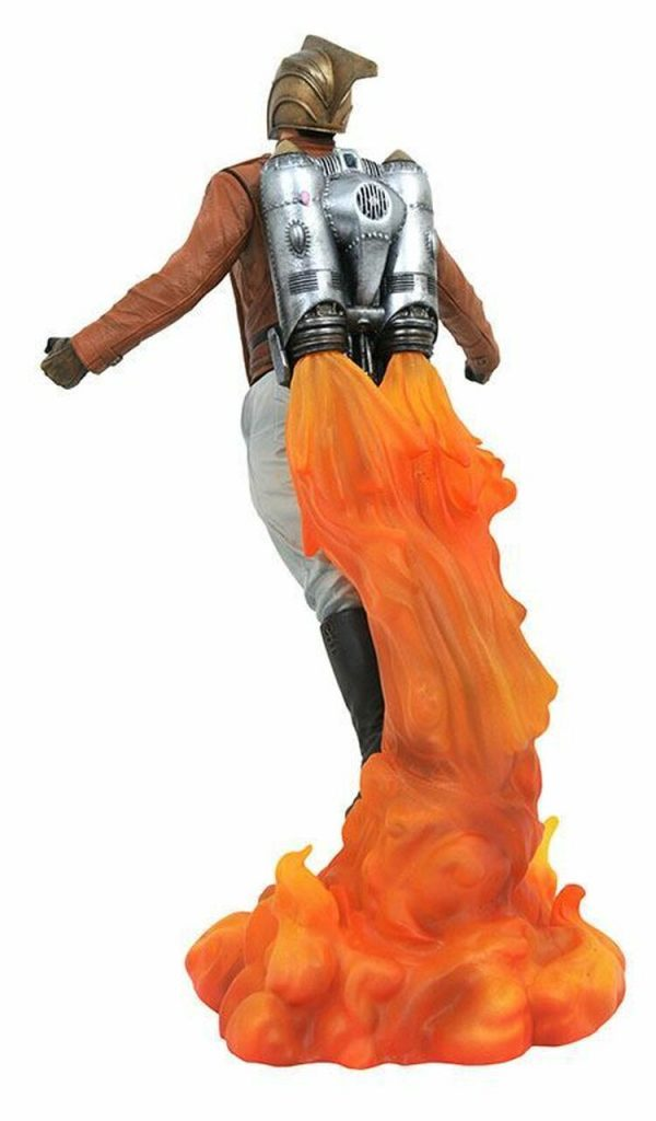The Rocketeer PVC Statue